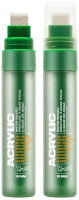Маркер художественный Montana Acrylic S6020 Shock Green Dark / 323362 -