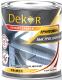 Грунтовка Dekor Универсальная (1.9кг, черный) -