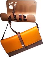 Вешалка для одежды GALA VL010-GY (золото) -