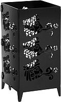 Подсвечник GALA PS015-B (черный) -