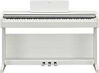 Цифровое фортепиано Yamaha YDP-144WH / NYDP144WH -