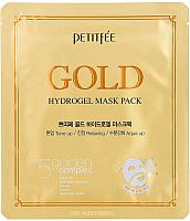 Маска для лица гидрогелевая Petitfee Gold Hydrogel Mask Pack -