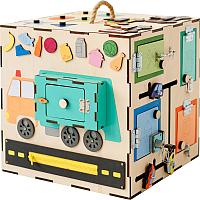 Развивающая игрушка Bizitoys Бизибокс / 3535.03 -