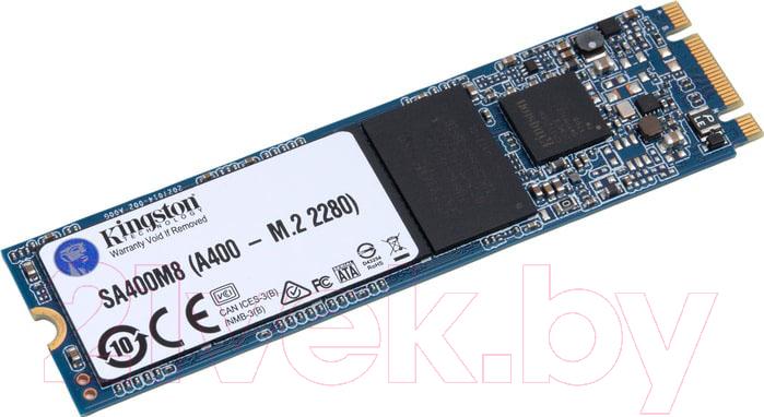 Купить SSD диск Kingston, A400 M.2 120GB (SA400M8/120G), Китай