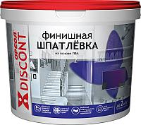 Шпатлевка Ореол Дисконт на основе ПВА (1.3кг) -