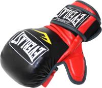 Перчатки для рукопашного боя Everlast D143 (L, черный) -
