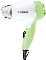Компактный фен Sakura SA-4019GR -
