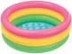Надувной бассейн Intex Радуга 2 57107NP -