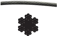 Трос Starfix SMP-53674-200 -
