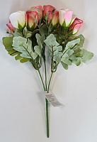 Искусственный букет Orlix Букетик роз / 06-130-B -