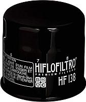 Масляный фильтр Hiflofiltro HF138 -