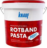 Шпатлевка Knauf Ротбанд Паста Профи (5кг) -