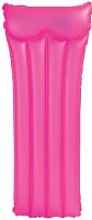 Надувной матрас для плавания Intex Neon Frost / 59717NP (розовый) -