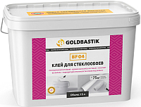 Клей для обоев Goldbastik BF 04 для стеклообоев (5л) -