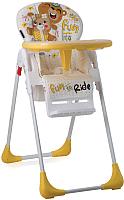Стульчик для кормления Lorelli Tutti Frutti Yellow Bears (10100261930) -