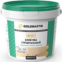Клей Goldbastik BF 07 строительный (1кг) -