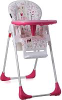 Стульчик для кормления Lorelli Tutti Frutti Pink Girl (10100261929) -