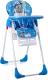 Стульчик для кормления Lorelli Tutti Frutti Blue Bear Boy (10100261927) -