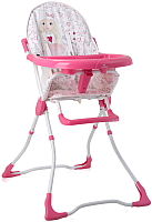 Стульчик для кормления Lorelli Marcel Pink Girl (10100321929) -