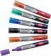 Набор маркеров для доски NOBO Liquid Ink 1901419 (6шт, ассорти) -