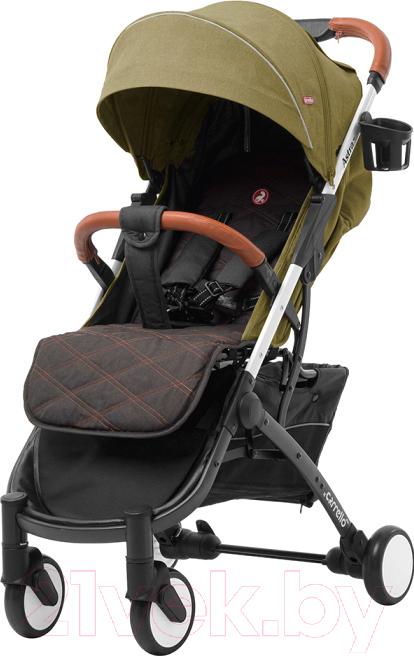 Купить Детская прогулочная коляска Carrello, Astra CRL-11301/1 (mint green), Китай