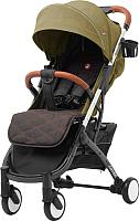 Детская прогулочная коляска Carrello Astra CRL-11301/1 (mint green) -