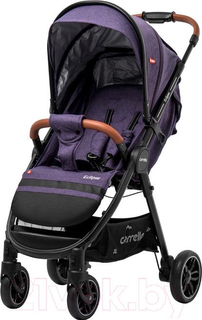 Купить Детская прогулочная коляска Carrello, Eclipse CRL-12001/1 (plum purple), Китай