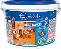 Лак Euroclass Акриловый паркетный (1л, полуматовый) -