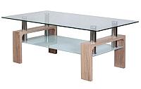 Журнальный столик Седия Dendi (дуб сонома) -