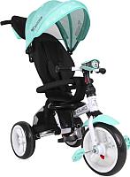 Детский велосипед с ручкой Lorelli Enduro Eva / 10050410010 (зеленый) -