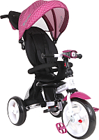 Детский велосипед с ручкой Lorelli Enduro Eva / 10050410009 (фиолетовый) -