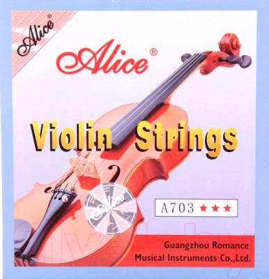 Струны для смычковых Alice
