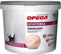 Шпатлевка Ореол Финишная (4кг) -