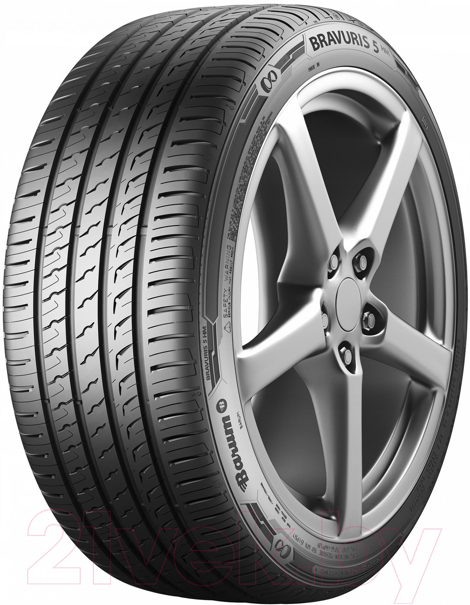 Купить Летняя шина Barum, Bravuris 5HM 215/50R17 95Y, Германия