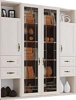 Шкаф с витриной SV-мебель ВМ-20 Вега (сосна карелия) -