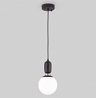 Потолочный светильник Евросвет Bubble 50151/1 (черный) -