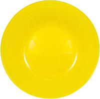 Тарелка столовая глубокая Luminarc Arty Yellow N2488 -