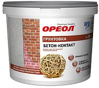 Грунтовка Ореол Бетонконтакт (3кг) -