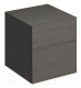 Тумба для ванной Keramag Xeno2 807047000 (серый дуб) -