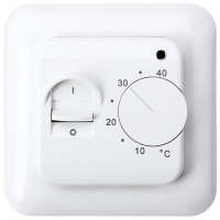 Терморегулятор для теплого пола Eltrace RTC 70.26 (белый) -