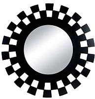 Зеркало GALA ZR002-BY (черный) -