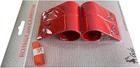 Кольца для салфеток GALA KS003-RY (красный) -