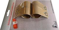 Кольца для салфеток GALA KS004-GY (золото) -