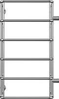 Полотенцесушитель водяной Terminus Стандарт П6 400x796 (боковое подключение, м/о 500) -