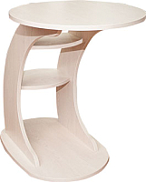 Журнальный столик Rivalli Бьюти (молочный дуб) -