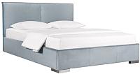 Двуспальная кровать ДеньНочь Амелия К03 KR00-25e 180x200 (PR05/PR05) -
