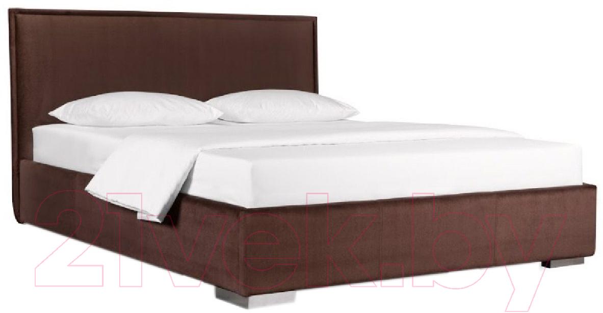 Двуспальная кровать ДеньНочь, Аннета К04 KR00-17 180x200 (KN06/PR02), Беларусь  - купить со скидкой