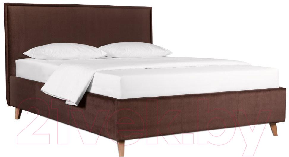 Полуторная кровать ДеньНочь, Аннета К03 KR00-17Le 140x200 (KN06/PR02), Беларусь  - купить со скидкой
