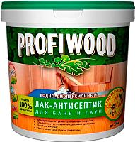 Антисептик для древесины Profiwood Для бань и саун (900г) -