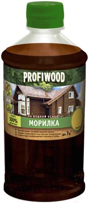 Морилка Profiwood На водной основе Дуб (500мл)